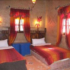 Отель Dar Tafouyte Марокко, Мерзуга - отзывы, цены и фото номеров - забронировать отель Dar Tafouyte онлайн комната для гостей фото 4