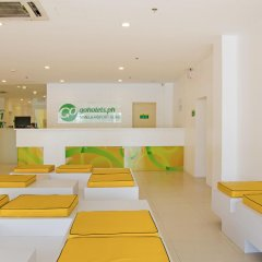 Отель Go Hotels Manila Airport Road интерьер отеля