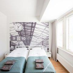Отель Forenom Aparthotel Helsinki Herttoniemi сауна