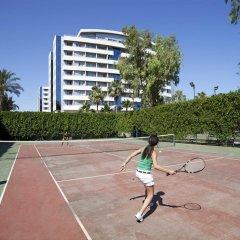 Porto Bello Hotel Resort & Spa Турция, Анталья - - забронировать отель Porto Bello Hotel Resort & Spa, цены и фото номеров спортивное сооружение