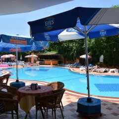 Kleopatra Dreams Beach Hotel - All Inclusive бассейн фото 2