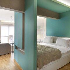 Отель Nuru Ziya Suites Стамбул комната для гостей фото 2