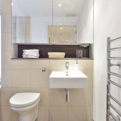 Отель Storm Níké Apartments Великобритания, Лондон - отзывы, цены и фото номеров - забронировать отель Storm Níké Apartments онлайн ванная фото 2