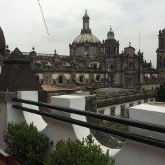 Отель Hostel Mundo Joven Catedral Мексика, Мехико - - забронировать отель Hostel Mundo Joven Catedral, цены и фото номеров балкон