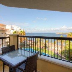Отель Apartamentos Blau Parc Испания, Сан-Антони-де-Портмань - 1 отзыв об отеле, цены и фото номеров - забронировать отель Apartamentos Blau Parc онлайн балкон