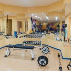 Отель Letizia Country Club Хуст фитнесс-зал фото 3