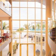 Отель Terrou Bi And Casino Resort Дакар интерьер отеля фото 3