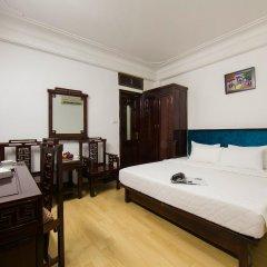 Little Hanoi Hostel 2 комната для гостей