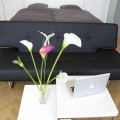 Отель Central Vienna-Living Premium Suite удобства в номере