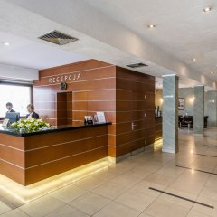 Business Hotel Vega Wroclaw интерьер отеля