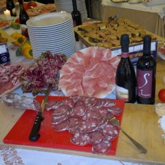 Отель Elisir Италия, Римини - отзывы, цены и фото номеров - забронировать отель Elisir онлайн питание фото 3