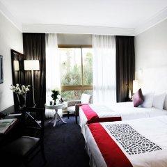 Отель Hôtel la Tour Hassan Palace Марокко, Рабат - отзывы, цены и фото номеров - забронировать отель Hôtel la Tour Hassan Palace онлайн комната для гостей фото 2