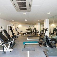 Отель Louis Althea Kalamies Villas Протарас фитнесс-зал