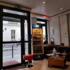 Отель Hôtel Saint-Hubert интерьер отеля фото 3