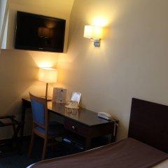 Отель Saint Cyr Etoile Париж удобства в номере