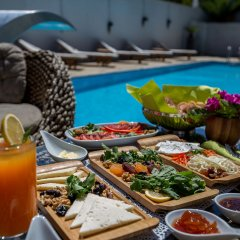 Отель Alalucca Butik Otel - Adults Only Чешме питание фото 3
