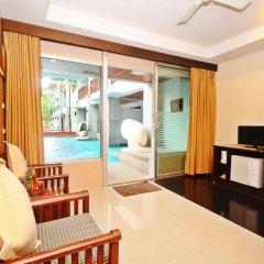 Отель Lanta Sand Resort & Spa комната для гостей фото 2