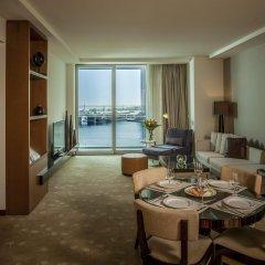 Отель InterContinental Residence Suites Dubai Festival City комната для гостей
