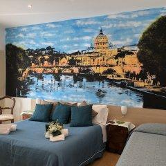 Отель B&B Acasadibarbara Италия, Рим - 1 отзыв об отеле, цены и фото номеров - забронировать отель B&B Acasadibarbara онлайн фото 3