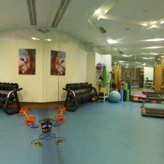 Soluxe Hotel Guangzhou фитнесс-зал фото 4