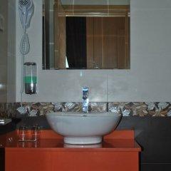 Отель El Ribero de Langre ванная
