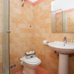 Отель MagicFiveRooms Италия, Рим - отзывы, цены и фото номеров - забронировать отель MagicFiveRooms онлайн ванная фото 2
