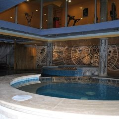 Отель Platinum Hotel & Casino Болгария, Солнечный берег - отзывы, цены и фото номеров - забронировать отель Platinum Hotel & Casino онлайн бассейн фото 2