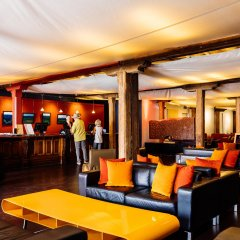 Отель Henry Jones Art Boutique Тасмания гостиничный бар