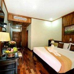 Vansana LuangPrabang Hotel комната для гостей фото 4