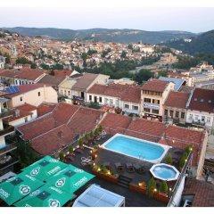 Hotel Premier Veliko Tarnovo Велико Тырново балкон