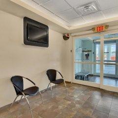 Отель Motel 6 Niagara Falls - New York США, Ниагара-Фолс - отзывы, цены и фото номеров - забронировать отель Motel 6 Niagara Falls - New York онлайн фитнесс-зал