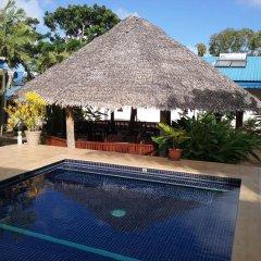 Vanuatu Holiday Hotel бассейн