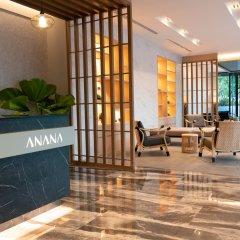Отель Anana Ecological Resort Krabi Таиланд, Ао Нанг - отзывы, цены и фото номеров - забронировать отель Anana Ecological Resort Krabi онлайн интерьер отеля фото 2