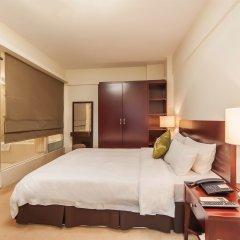 Отель Springdale Serviced Residence Гуанчжоу комната для гостей фото 5