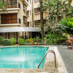 Отель Mercure The Moorhouse Ikoyi Lagos бассейн