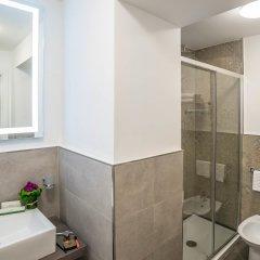 Отель Navona Essence Hotel Италия, Рим - отзывы, цены и фото номеров - забронировать отель Navona Essence Hotel онлайн ванная