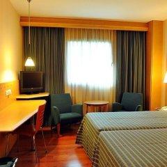 Отель Cityexpress Santander Parayas Испания, Сантандер - отзывы, цены и фото номеров - забронировать отель Cityexpress Santander Parayas онлайн комната для гостей фото 2