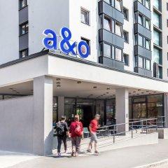 Отель A&O Prague Rhea спортивное сооружение