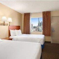 Отель Days Inn Las Vegas at Wild Wild West Gambling Hall 2* Стандартный номер с различными типами кроватей фото 17
