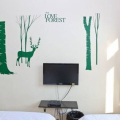 Gesa International Youth Hostel удобства в номере фото 2