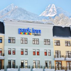 Отель Парк Инн от Рэдиссон Роза Хутор (Park Inn by Radisson Rosa Khutor) Эсто-Садок