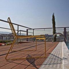 Novus City Hotel спортивное сооружение