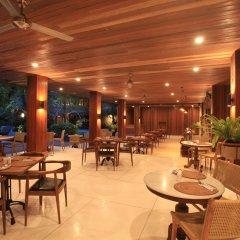 Отель Matahari Bungalow питание