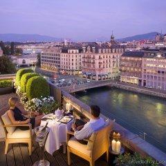 Отель Mandarin Oriental, Geneva Швейцария, Женева - отзывы, цены и фото номеров - забронировать отель Mandarin Oriental, Geneva онлайн бассейн фото 2