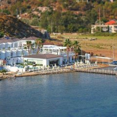 Poseidon Boutique Hotel & Yacht Club пляж