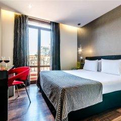 Отель Exe Ramblas Boqueria комната для гостей фото 2