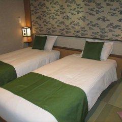 Asakusa hotel Hatago сейф в номере