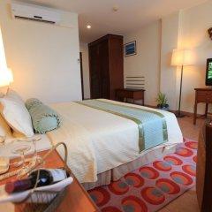 Отель Hulhule Island Hotel Мальдивы, Атолл Каафу - отзывы, цены и фото номеров - забронировать отель Hulhule Island Hotel онлайн комната для гостей фото 4