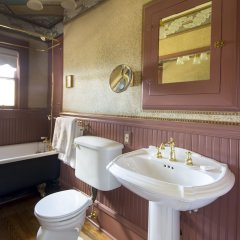 Отель Simpson House Inn США, Санта-Барбара - отзывы, цены и фото номеров - забронировать отель Simpson House Inn онлайн ванная