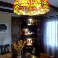 Отель Cal Ruget Biohotel гостиничный бар